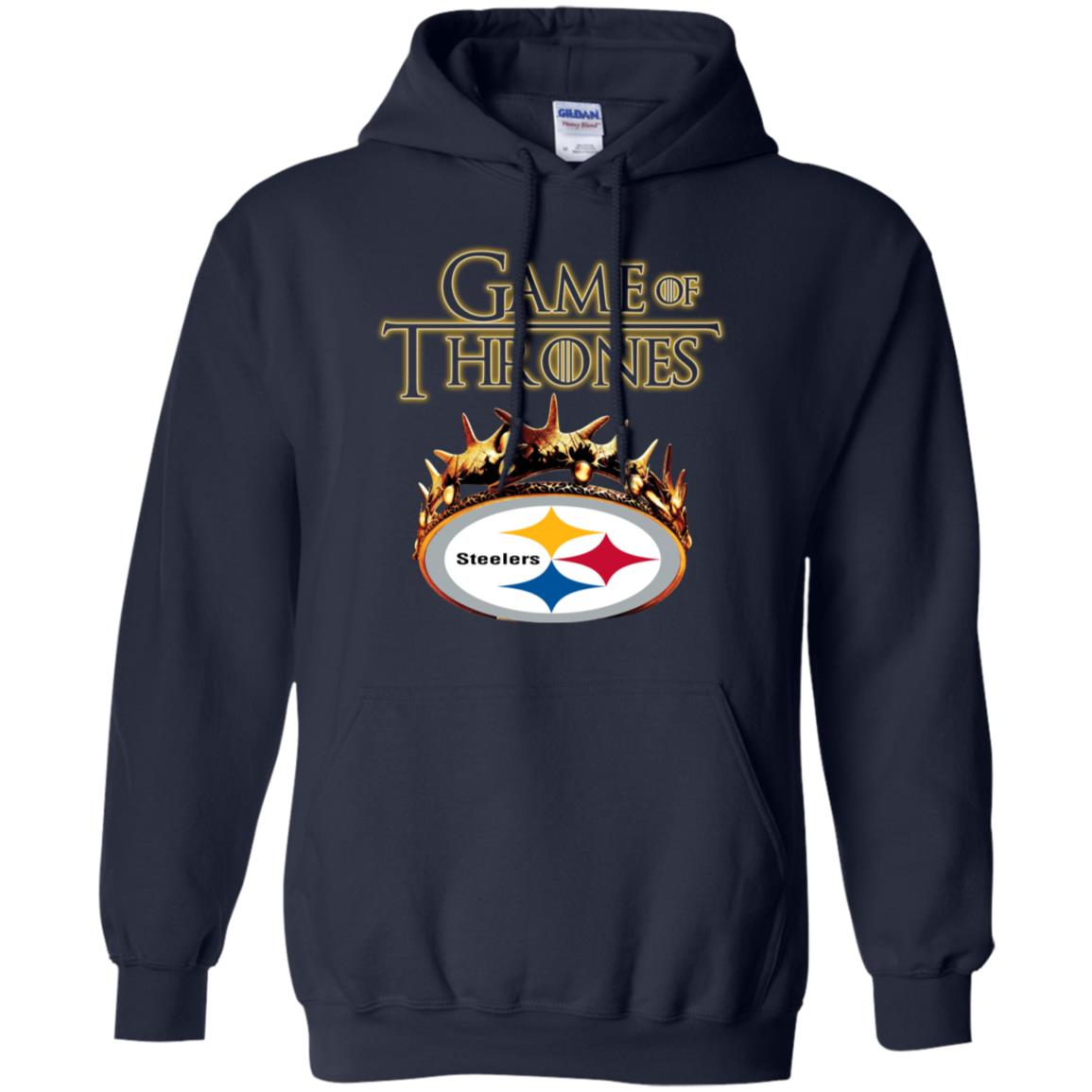 purchase cheap 929aa 287cc Game of Thrones Pittsburgh Steelers hoodie, t shirt
