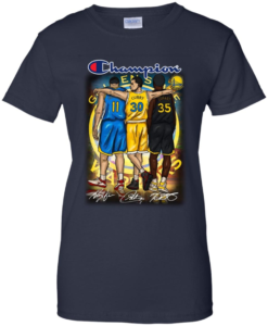 purchase cheap 89200 a3b98 Champion Steph Curry #30 Durant #35 Thompson #11 Golden State Warriors NBA  Shirt