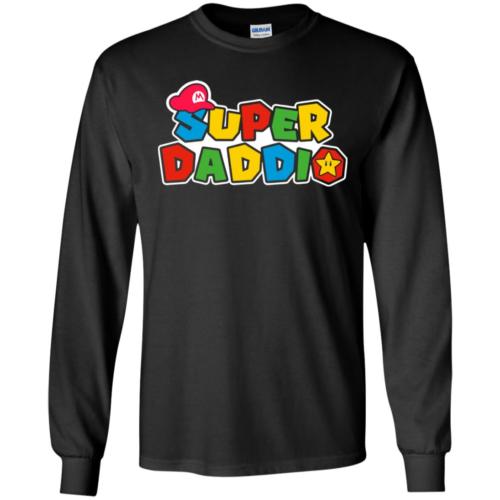 Super daddio hoodie, t shirt