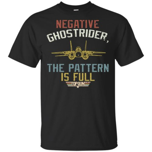 Pretty Negative ghostrider the pattern is full top gun hoodie, ls, t shirt