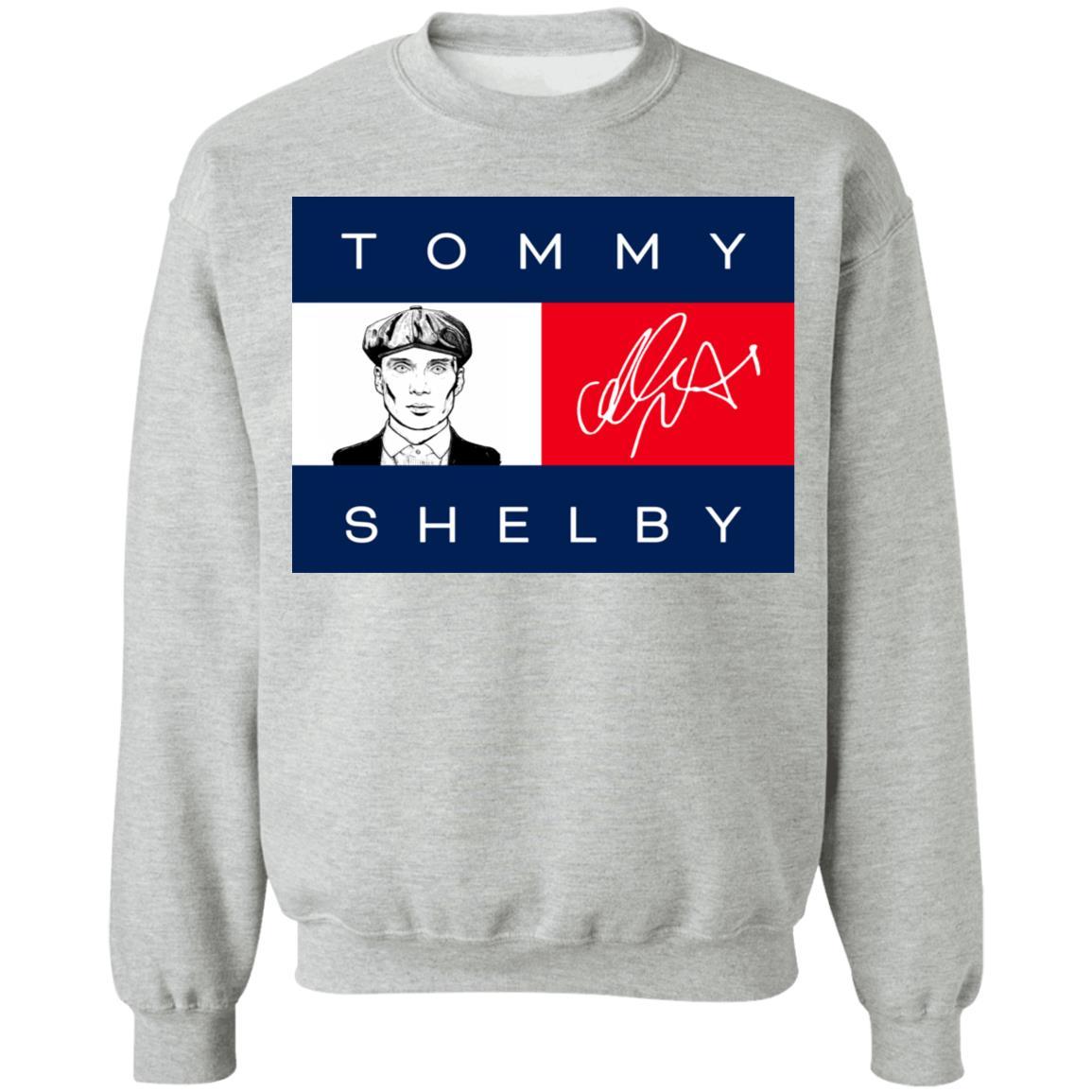 Großhandelspreis 2019 bester Wert Billiger Preis Tommy Hilfiger Peaky Blinders Tommy Shelby signature sweatshirt, hoodie, t  shirt