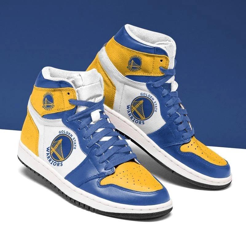 Golden State Warriors Air Jordan 1 High