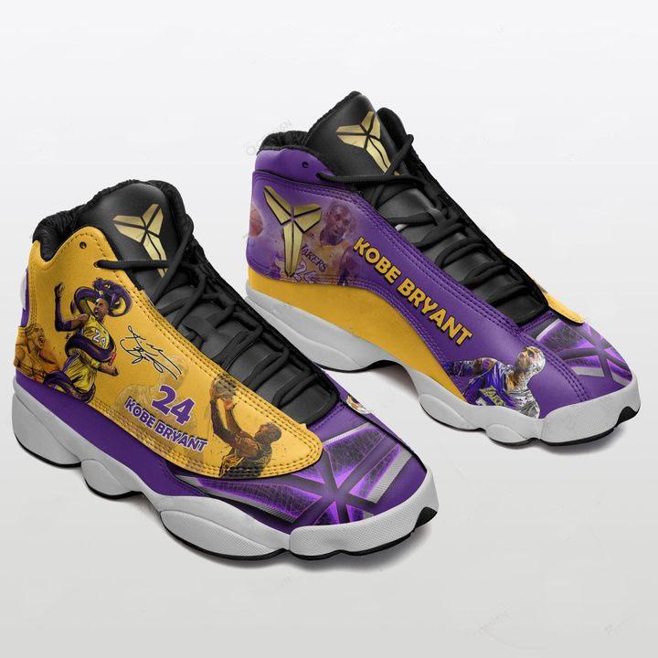 Kobe Bryant #24 Signature Air Jordan 13