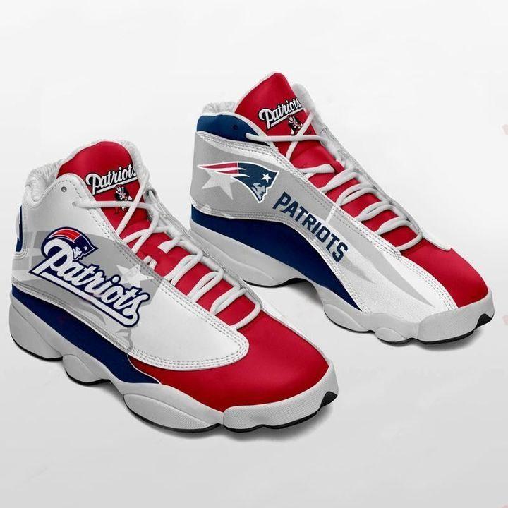 New England Patriots Football Jordan 13