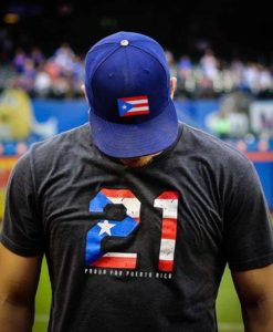 21 Proud For Puerto Rico T Shirt