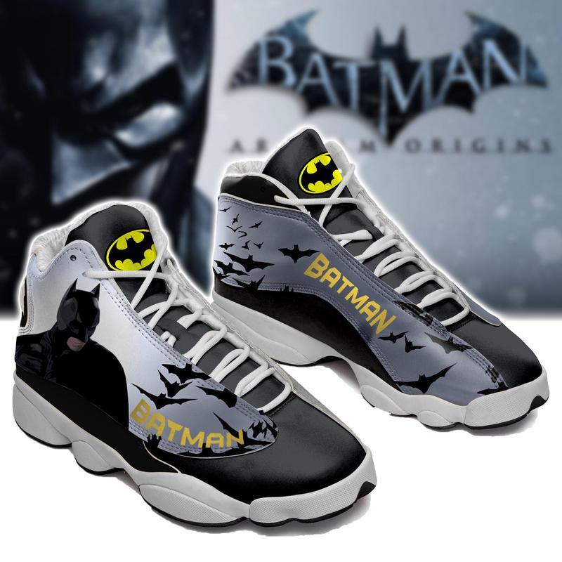 Batman Air Jordan 13 Sneaker - Batman