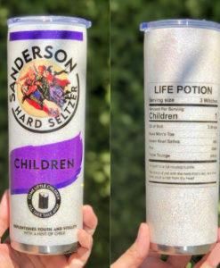 Sanderson Hard Seltzer Claw Children Tumbler