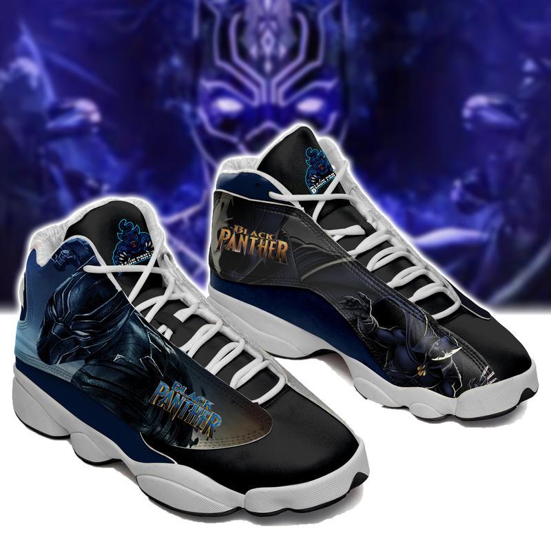 Black Panther Air Jordan 13 Sneaker