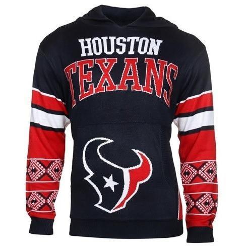 The Houston Texans Nfl Full Printed Hoodie