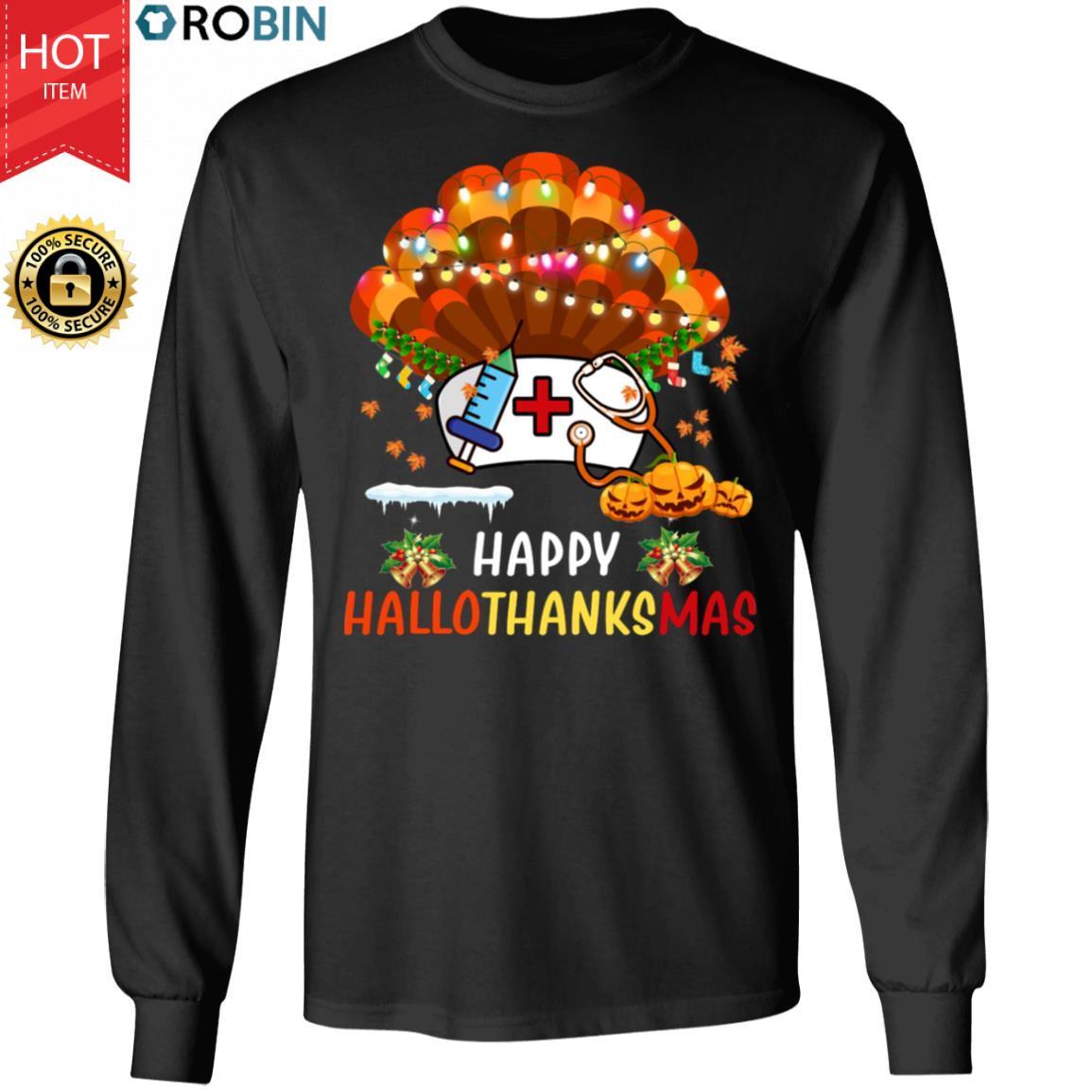 Nurse Happy Hallo Thanks Mas Halloween Christmas