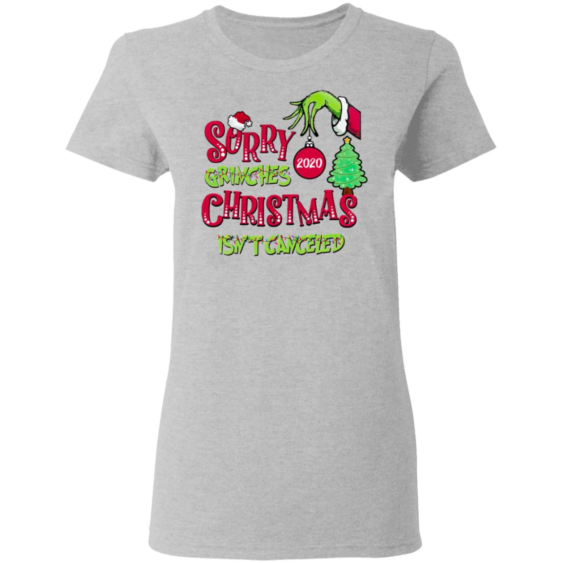 Sorry Grinches 2020 Christmas Isn't Canceled