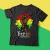 Juneteenth Freedom Day Free Ish T-Shirt