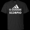 Scorpio Zodiac Shirts - Abadass Scorpio T-shirt,Tank top & Hoodies