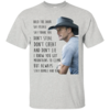 Tim McGraw Shirts - Hold the door say please say thank you dont steal T-shirt,Tank top, hoodies & long sleeve