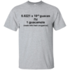 Funny Science Shirts - Made with fresh avagadros T-shirt,tank top & hoodies