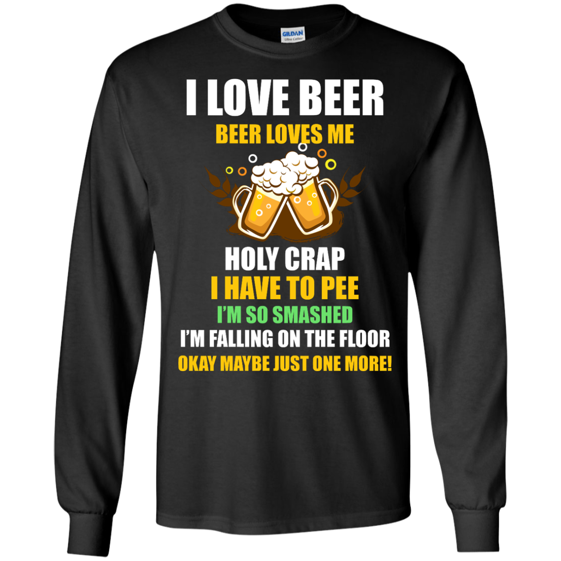 I love beer shirts beer loves me holy crap i have to for I love beer t shirt