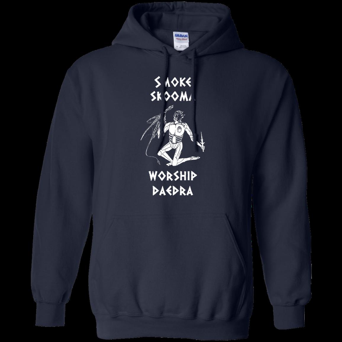 skyrim smoke skooma worship daedra unisex t shirt tank hoodie