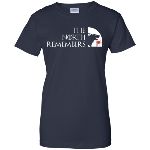 Game of Thrones: The North Remembers unisex t shirt, tank, hoodie