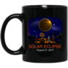 Snoopy and Charlie Brown: Solar Eclipse 2017 mugs