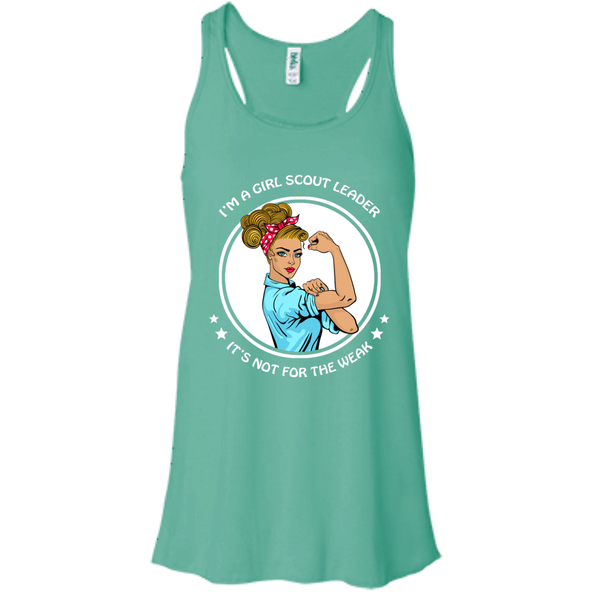 I'm a girl scout leader It's not for the weak shirt, tank, hoodie