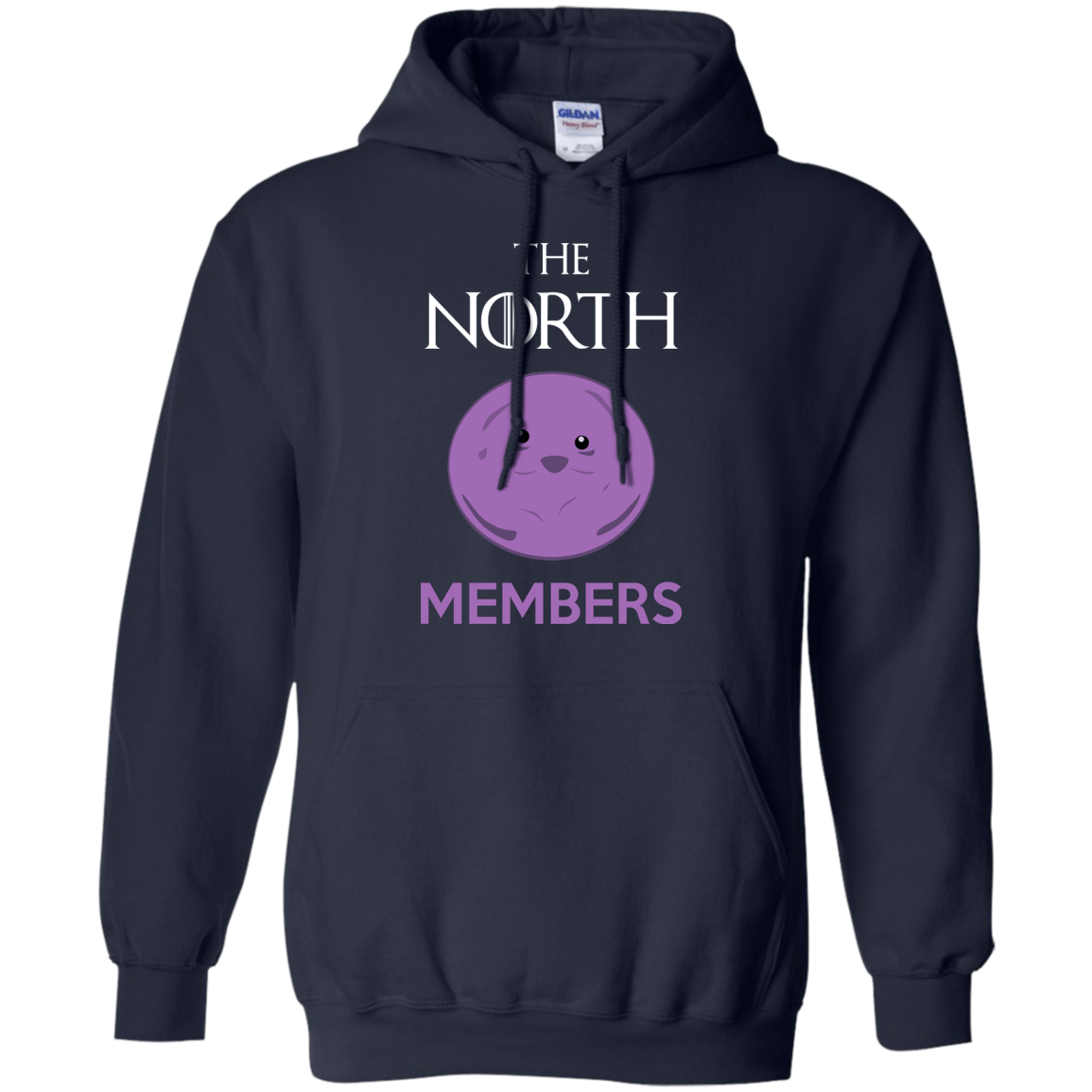 The north members t shirt, v neck, tank, hoodie