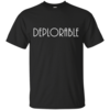 Deplorable T shirt, Tank top - Vote Trump for president
