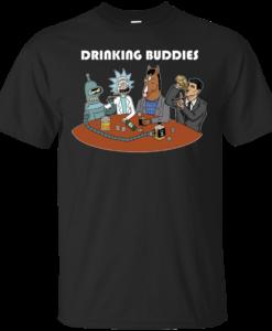 Drinking Buddies tshirt, vneck, tank, hoodie