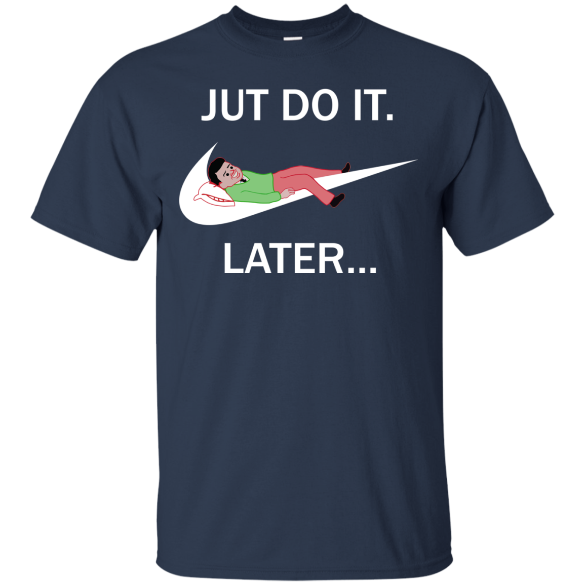 Joan Cornella: Just Do It Later tshirt, tank, vneck, hoodie