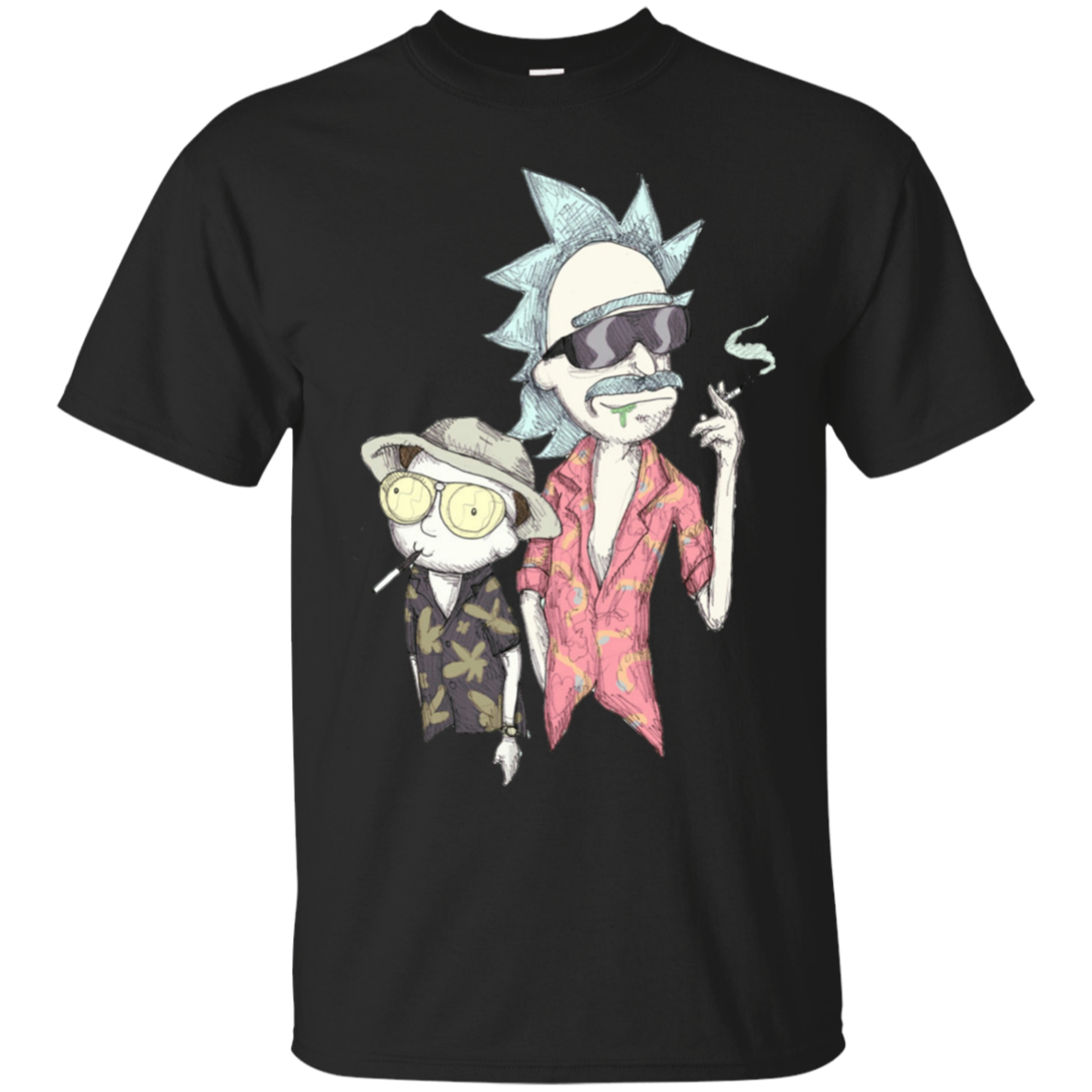 Rick and Morty: Fear & Loathing in Schwift Vegas tshirt, vneck, tank, hoodie