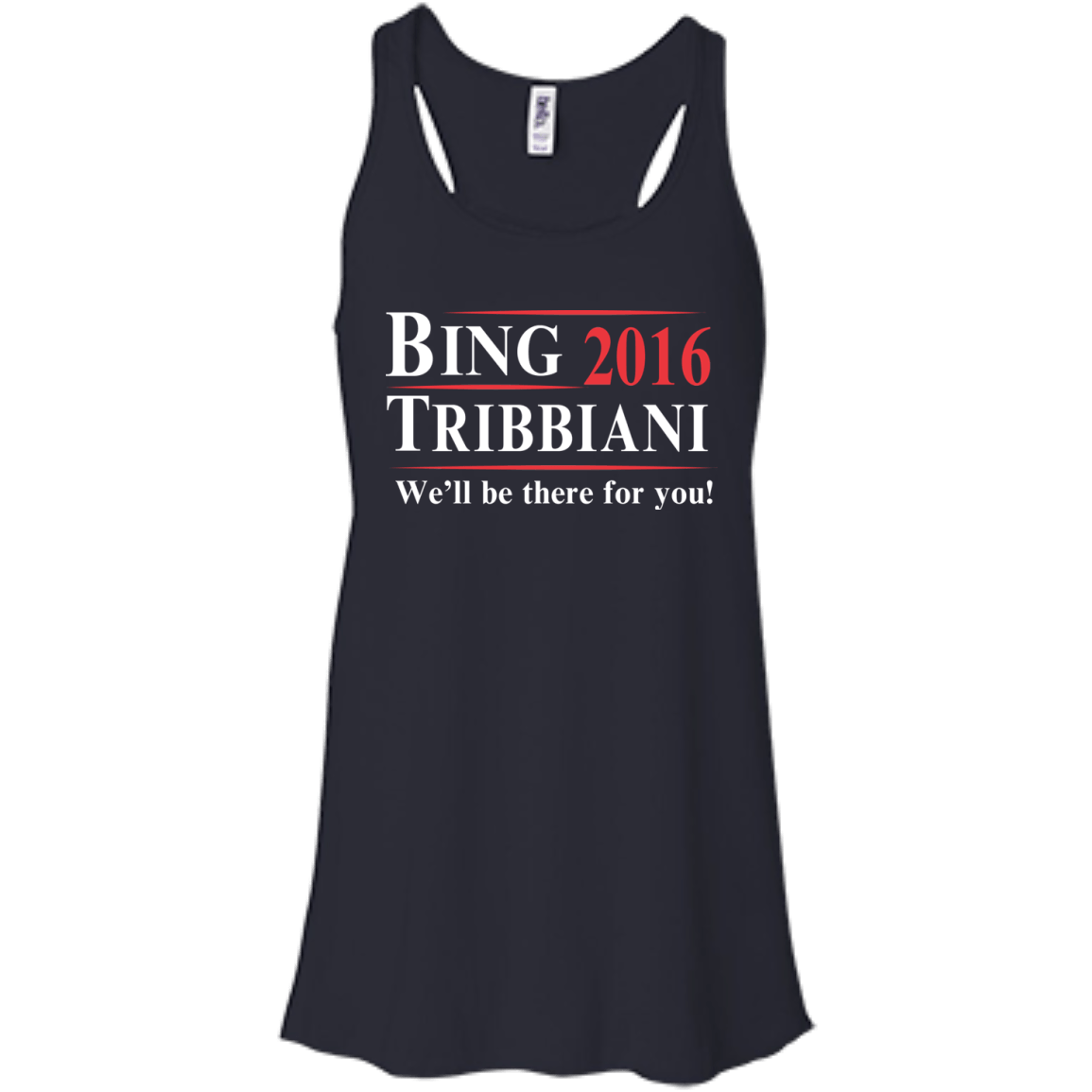 Bing Tribbiani for president 2016 t shirt & hoodies