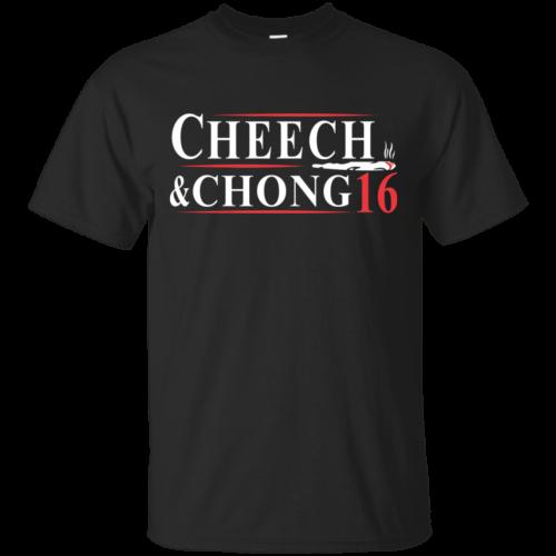 Cheech & Chong for president 2016 T shirt, Hoodies & tank top