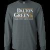 Dalton Green for president 2016 t shirt & hoodies, tank top
