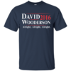 David Wooderson for president 2016 t shirt & hoodies, tank top