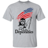 Les Deplorable - Trump for President 2016 T-Shirt