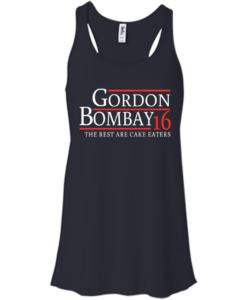 Gordon Bombay for president 2016 t shirt & hoodies, tank top