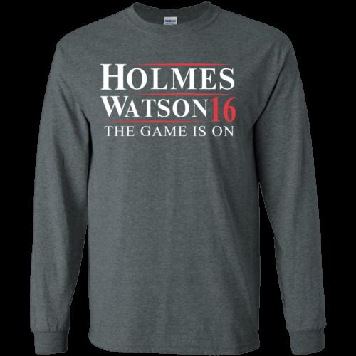 Holmes Watson for president 2016 t shirt & hoodies