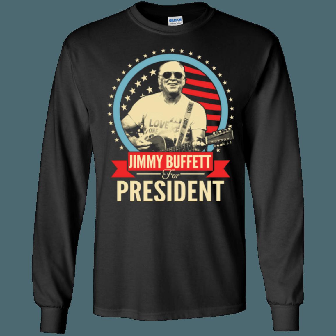 Jimmy Buffett for president 2016 t shirt & hoodies