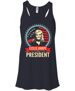 Leslie Knope for president 2016 t shirt & hoodies