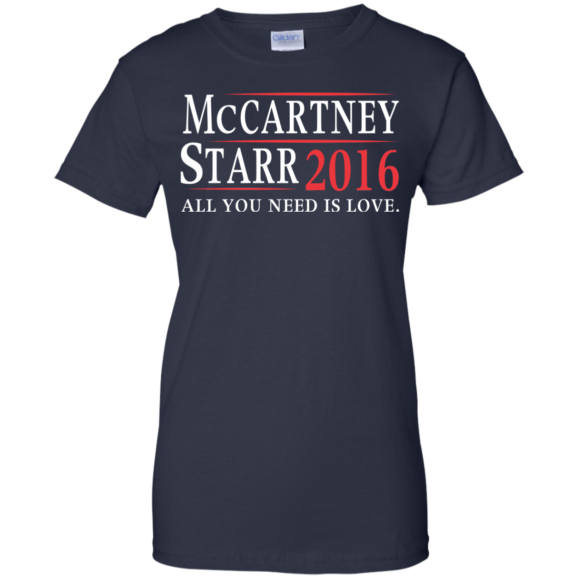 Mccartney Starr for president 2016 t shirt & hoodies