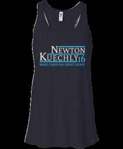 Newton Kuechly for president 2016 t shirt & hoodies