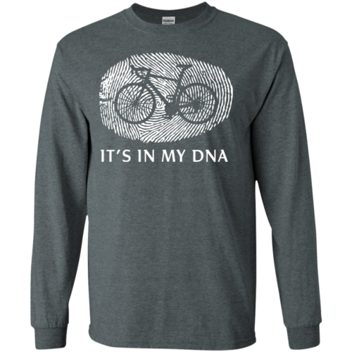 Cycling t shirt: It's in My DNA, DNA Bicycle Hoodies, Tank Top