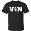 Vin Scully Microphone T Shirt, Hoodies, Tank Top. Dodgers.