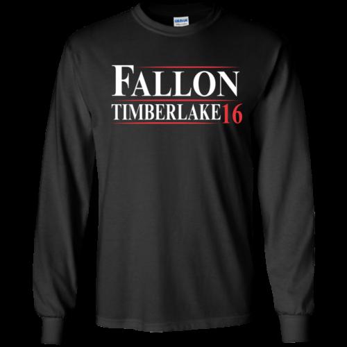 Fallon & Timberlake for President 2016 T Shirt, Hoodies, Tank Top
