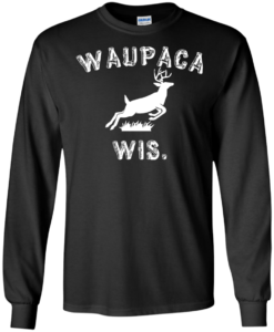 WAUPACA WISCONSIN - Dustin's Shirt in Stranger Things!