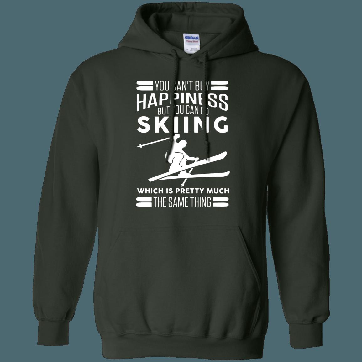 Skiing hoodies