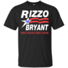 Rizzo Bryant - Chicago Cubs 2016 t shirt
