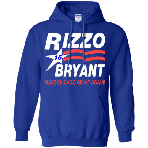 Rizzo Bryant Chicago Cubs 2016 t shirt