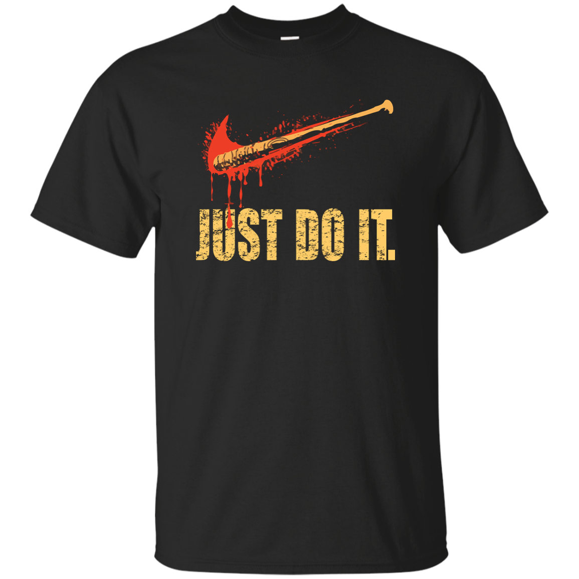 Lucille Just Do It shirt, The Walking Dead T Shirt