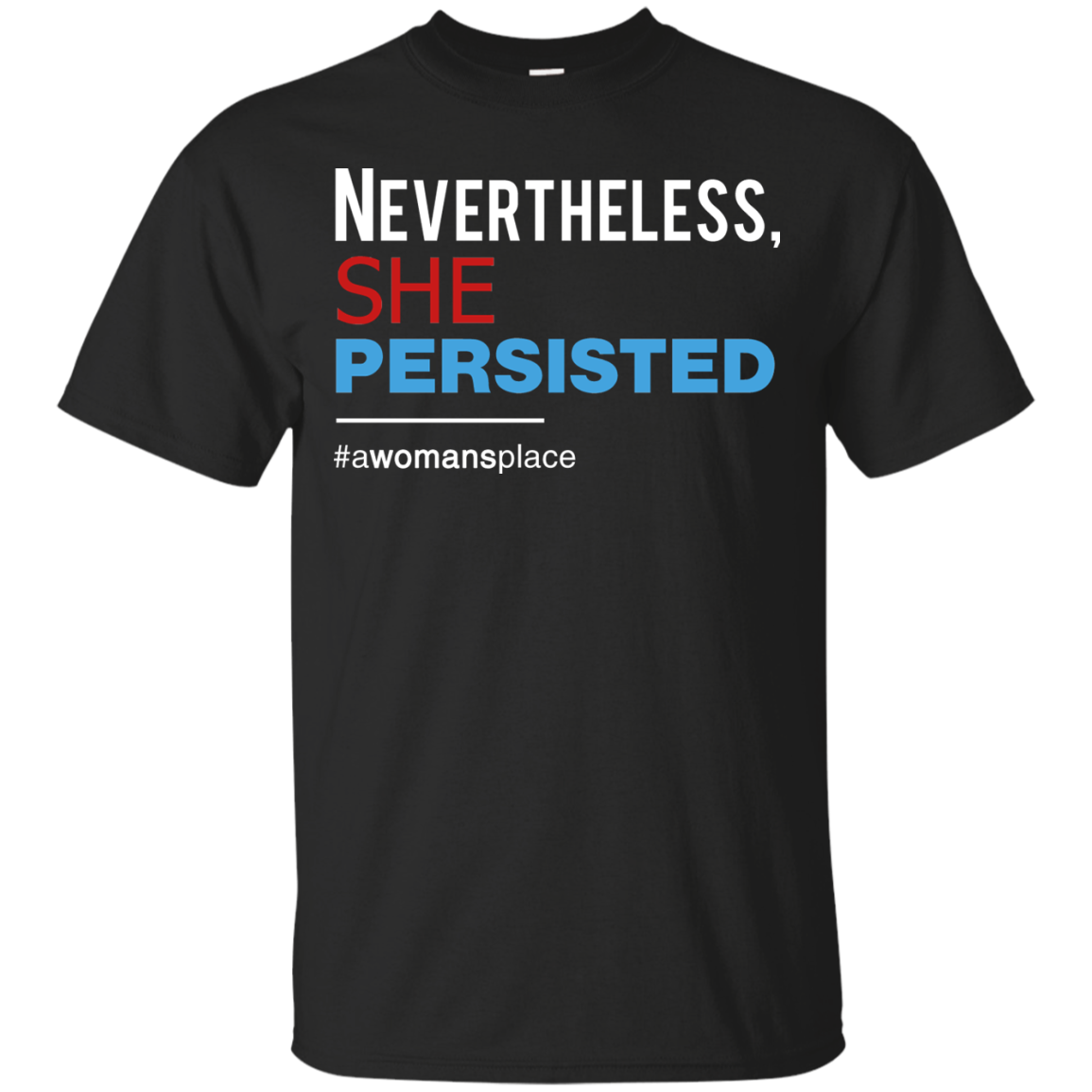 She Persisted tshirt, Resist Shirt