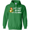 St Patrick's Day Shirt: Lets Get Ready to Stumble Funny